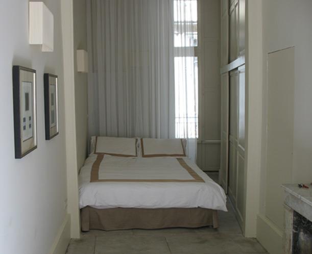 La chambre - Chambre en longueur ...